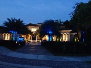 We have plenty of more ideas for residential lighting in Winter Garden, Central Florida.