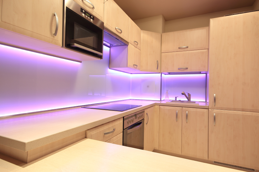 Led Under Cabinet Lighting A E Electrical Services Llc
